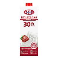 Сливки кондитерские молочные Smetanka 30% MLEKOVITA