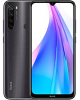 "Смартфон Xiaomi Redmi Note 8T Global 4/64GB Grey, 48+8+2+2/13Мп, NFC, Snapdragon 665, 4000mAh, 2sim, 6.39"" IPS"