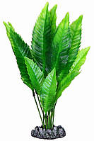 Искусственное аквариумное растение, 25 см.
