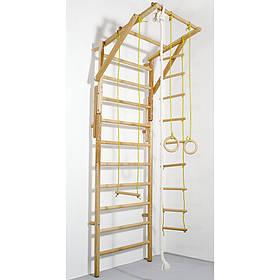 Гімнастична стінка модульна міцна