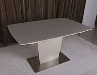 Стол обеденный CHICAGO (120(+40)*80*76) мокко