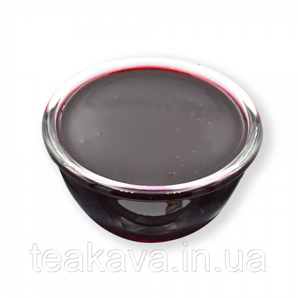 """Пюре ягодное для чая, коктейлей """"Чёрная смородина и базилик"""" LEMO, 1 кг"""