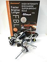 Комплект ксеноновых ламп Aozoom FBL, +50%, HB3, 9005, 5500K, 35W, AMP, фото 1