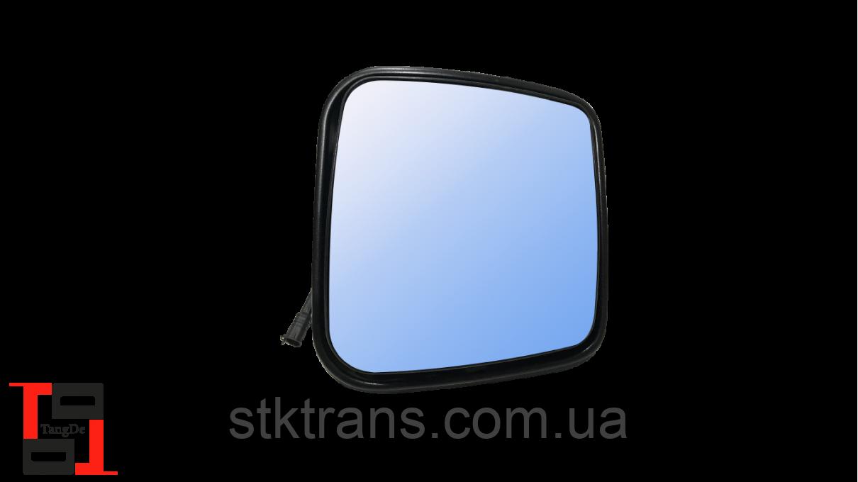 Широкоугольную зеркало подогрев эл/управление RH Volvo, Daf, Renault ABS e-mark - ZL01-51-011HPR