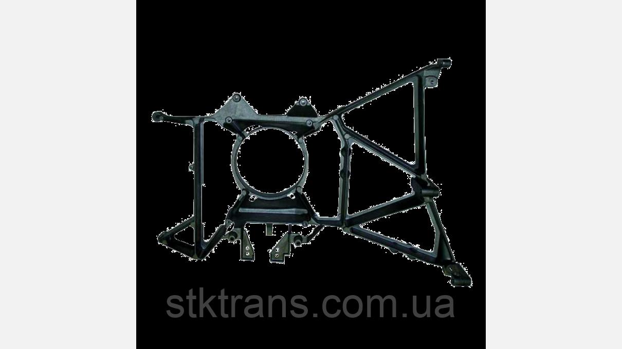 Кронштейн передней фары (металл) [tangde] R DAF XF - TD06-61-027R/X