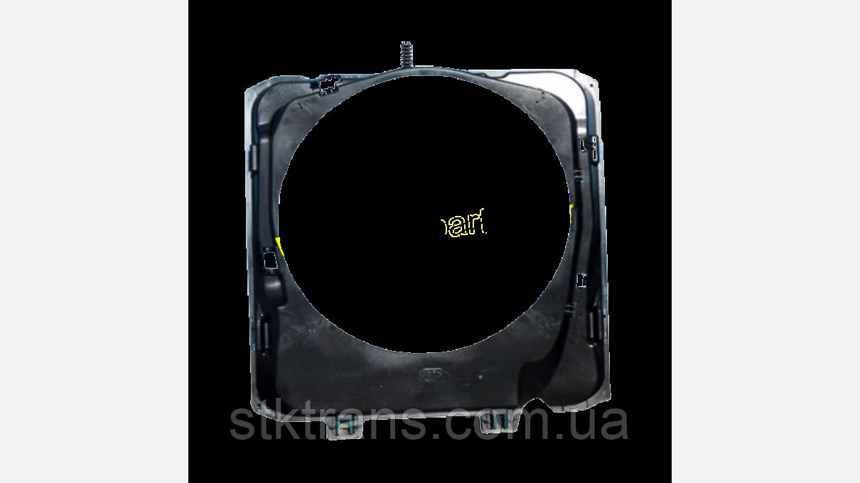Диффузор MAN TGA, TGS, TGX - TD06-57-033/X