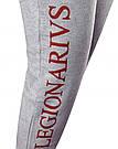 Спортивные штаны Leone Legionarivs Fleece Grey XL, фото 4