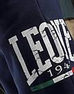 Спортивные штаны Leone Fleece Blue M, фото 3