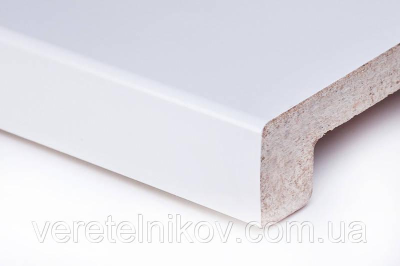 Подоконник Topalit (Топалит) Белоснежный гладкий (406)