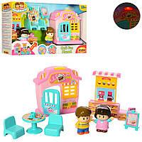 Детский Игровой набор WinFun 1309-NL будиночок-кафе