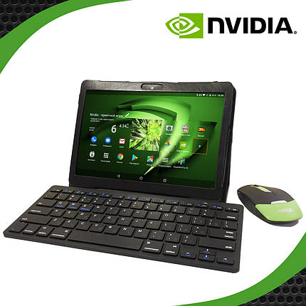 ➤Игровой планшет Nvidia Shield 2/32GB steam облачный гейминг полный комплект мышь клавиатура + Подарок, фото 2