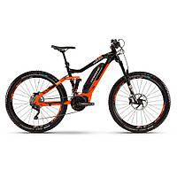 """Велосипед Haibike SDURO FullSeven LT 8.0 27.5"""" 500Wh рама L,оранжево-черносеребристый,2019"""