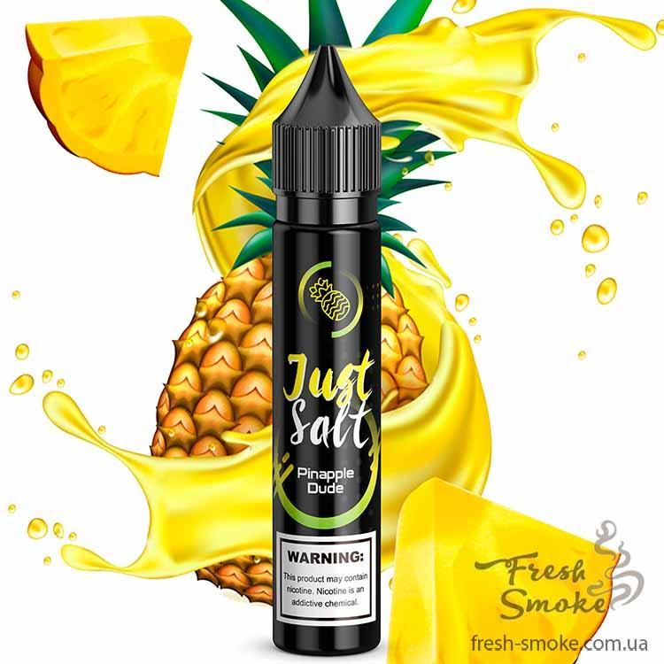 Just Salt Pineapple Dude Солевая Жидкость для Pod System