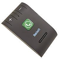 ➨Громкая связь для автомобиля Lesko SP06 Bluetooth A2DP FM радио Hands-Free беспроводная 10 м