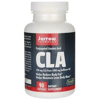 Конъюгированная Линолевая Кислота Jarrow Formulas CLA 90 softgels