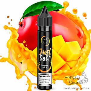 Just Salt Mango Juice Солевая Жидкость для Pod System