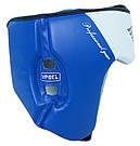 Боксерский шлем V`Noks Lotta Blue M, фото 5