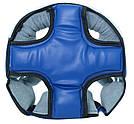 Боксерский шлем V`Noks Lotta Blue M, фото 6