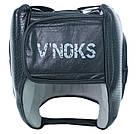 Боксерский шлем V`Noks с бампером Boxing Machine M, фото 2