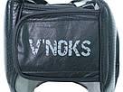 Боксерский шлем V`Noks с бампером Boxing Machine M, фото 8