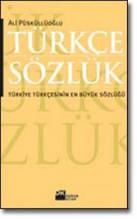 Толковый словарь турецкого языка