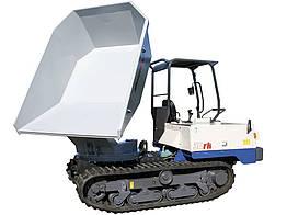 Гусеничный самосвал Menzi Max 30rk (с грузоподъемностью 3000 кг)