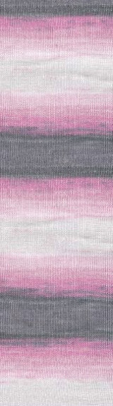 Пряжа Ализе Дива Батик Alize Diva Batik Design, цвет №3245