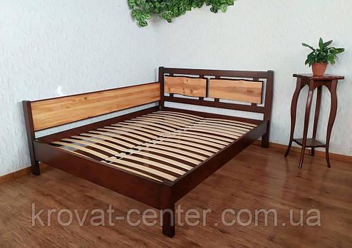 """Кровать двуспальная из массива дерева """"Магия Дерева Премиум"""" от производителя, фото 2"""