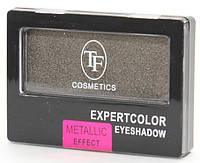 Тени для век Expertcolor Eyeshadow Mono Металлик № 159 серо-зеленый