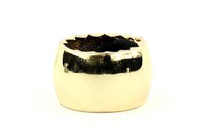 Заколка для волос STARLOOK Металлическое Кольцо 2 см золотистая