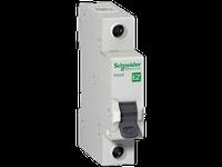 Однополюсный автоматический выключатель Schneider Electric 6A C