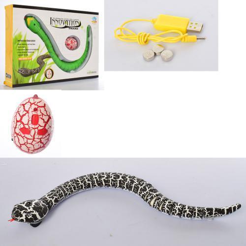 Змія на р/у, акумуляторна, 9909A-D
