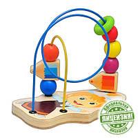 Деревянная игрушка Игра-логика GT 5947  Маша и Медведь