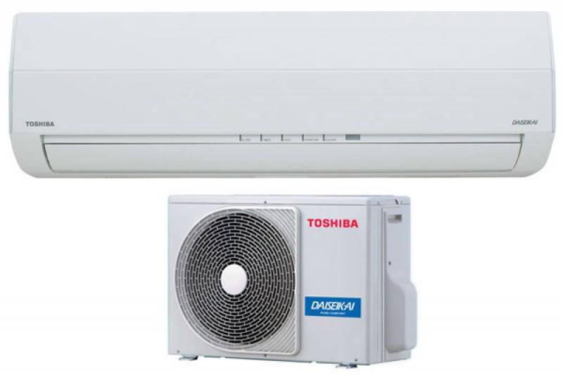 Инверторный кондиционер Toshiba RAS-10SKVP-ND/RAS-10SAVP-ND