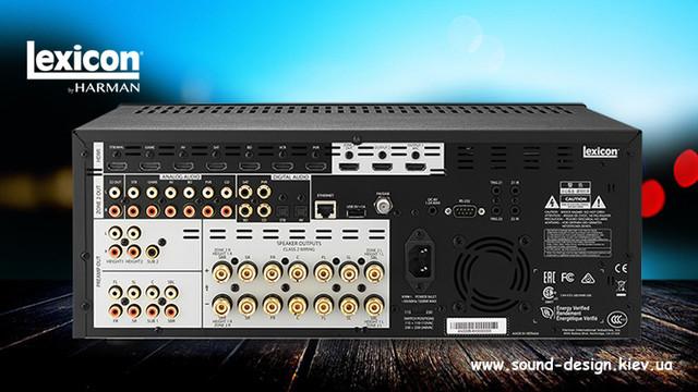 Lexicon RV-9 Dolby Atmos AV ресивер 11.2 домашнего кинотеатра