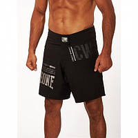 Шорты MMA Leone Pro Black М, фото 1