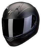 Мотошлем Scorpion EXO-390 черный матовый