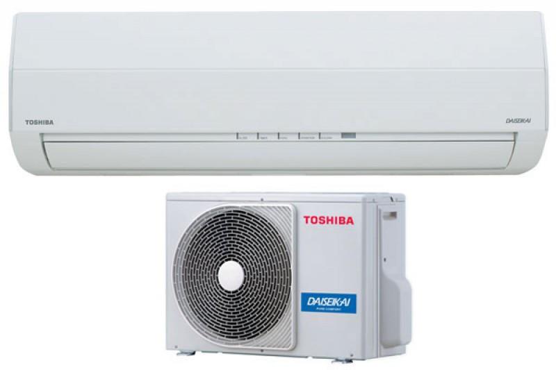 Інверторний кондиціонер Toshiba RAS-13SKVP-ND/RAS-13SAVP-ND