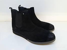 Черевики Etor 13786-10479 чорний