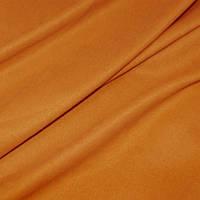 Микровелюр Диамант (Даймонд), цвет оранжевый № 106, остаток 2,6 м