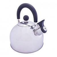 Чайник Vango Stainless Steel With Whistle 2.0L Silver