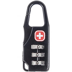 Замок на рюкзак Swiss Army 154167
