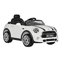 Детский электромобиль Mini Белый