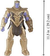 Интерактивная фигурка Таноса. Marvel Avengers: Endgame Titan Hero Thanos30 см, фото 1