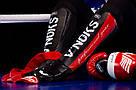 Накладки на ноги V`Noks Potente Red L/XL, фото 5