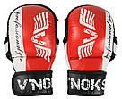 Перчатки MMA V`Noks Lotta Red S/M, фото 5