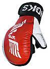 Перчатки MMA V`Noks Lotta Red S/M, фото 6
