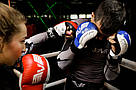 Перчатки MMA V`Noks Lotta Red S/M, фото 8