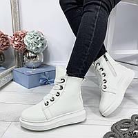 Женские Ботиночки LOOK зимние