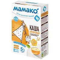 Каша молочная кукурузная с пребиотиками на козьем молоке 5м+ 200г Мамако 1105412